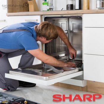 تعمی-ظرفشویی- شارپ