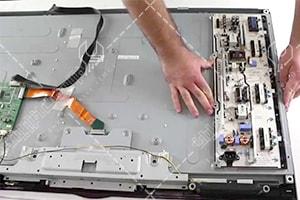 تعمیر تلویزیون ال ای دی شارپ