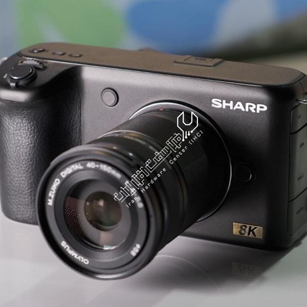 دوربین فیلمبرداری 8K میکرو چهارسوم شارپ