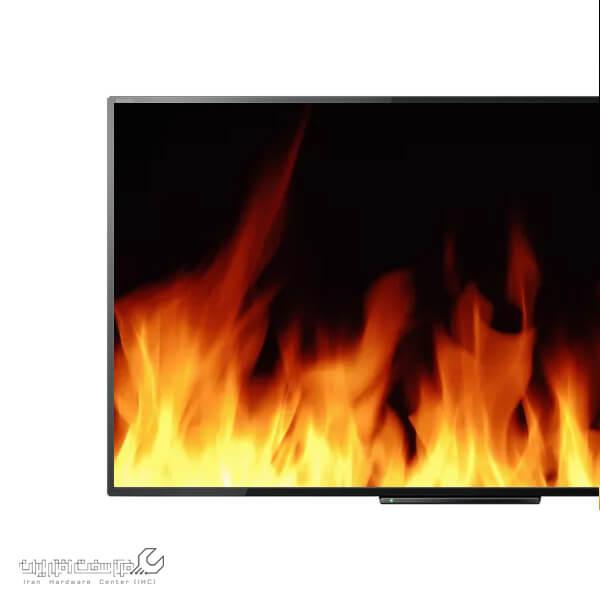 داغ شدن تلویزیون شارپ