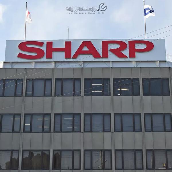 تاریخچه ی شرکت شارپ